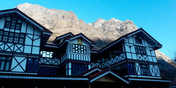Bungalow, Lachung, North Sikkim, India