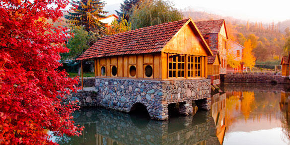 Town of Dilijan, little Switzerland of Armenia